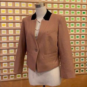 Lined wool blazer 💞